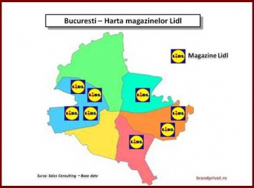 Brand Privat Un Nou Magazin Lidl In Bucuresti Al Optulea