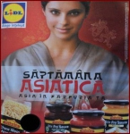 Lidl Asiatic week – second edition