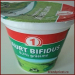 Yogurt bifidus remains a niche product